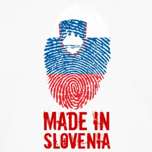 Made in Slovenië / Made in Slovenië Slovenija - Mannen Premium shirt met lange mouwen