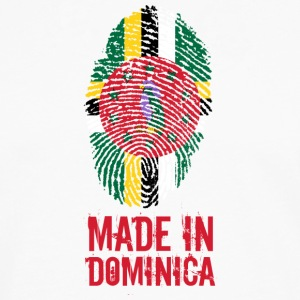 Made In Dominica Caraïbes - T-shirt manches longues Premium Homme