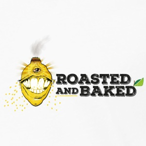 ROASTED AND BAKED LEMON - Männer Premium Langarmshirt