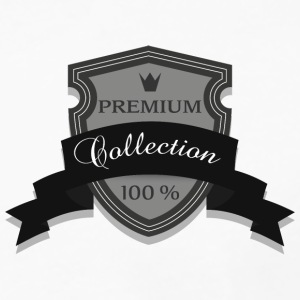 100% Premium Collection Marke - Männer Premium Langarmshirt
