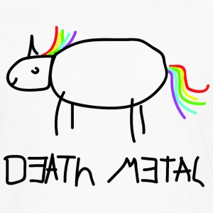 death metal - Men's Premium Longsleeve Shirt