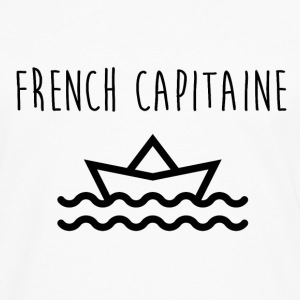 French Capitaine by Ruuud - T-shirt manches longues Premium Homme