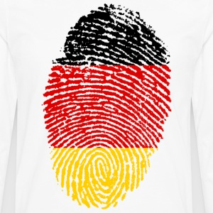 ALLEMAGNE 4 EVER COLLECTION - T-shirt manches longues Premium Homme