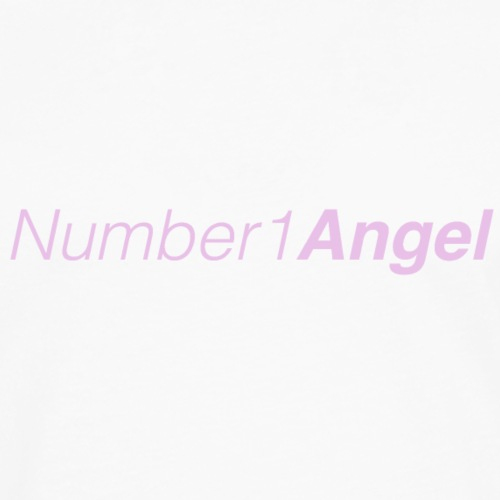 Number 1 Angel - Men's Premium Longsleeve Shirt
