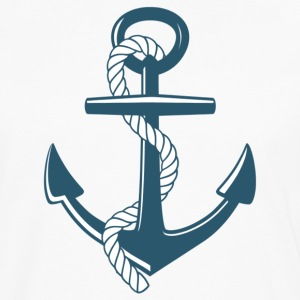 anchor - Men's Premium Longsleeve Shirt