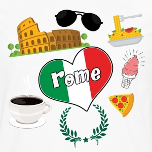 I love Rome 2 - Men's Premium Longsleeve Shirt