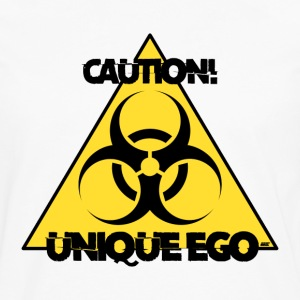 Attention! Unique Ego - La Biohazard édition - T-shirt manches longues Premium Homme