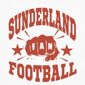 Sunderland Football Fan - T-shirt manches longues Premium Homme