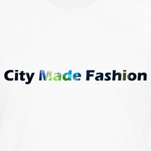 By Made Fashion - Premium langermet T-skjorte for menn