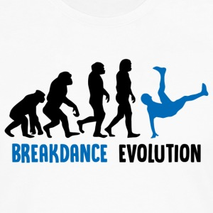++ ++ Breakdance Evolution - Premium langermet T-skjorte for menn
