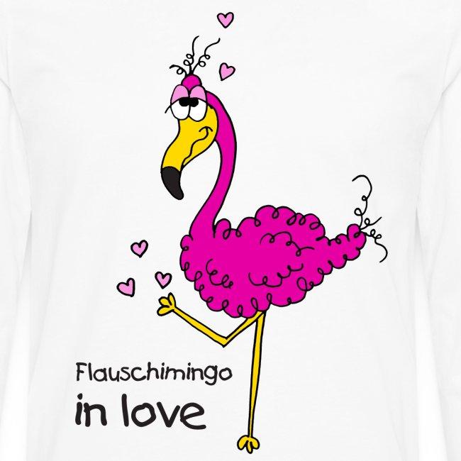 Flauschimingo in love
