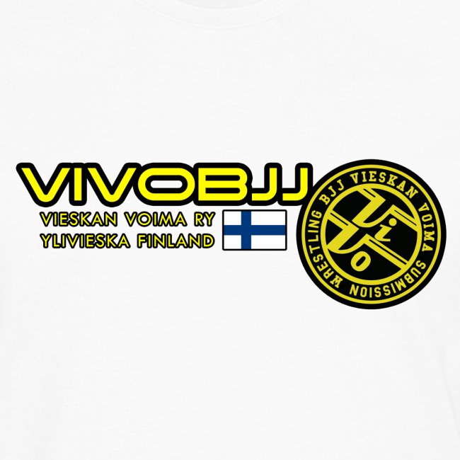 ViVoBJJ Patch White