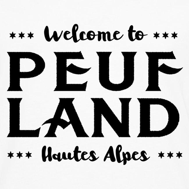 Peuf Land 05 - Hautes-Alpes - Black