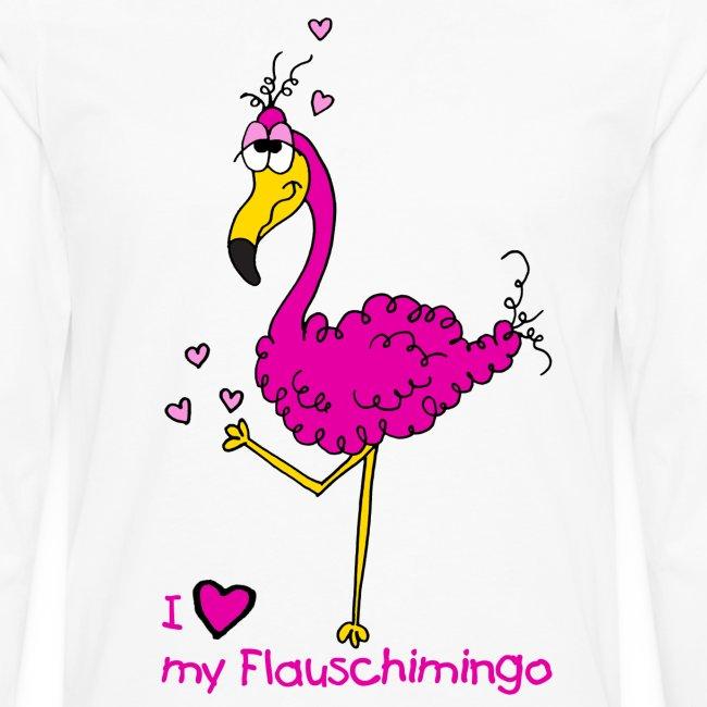 I love my Flauschimingo