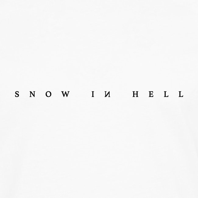 Snow in Hell White