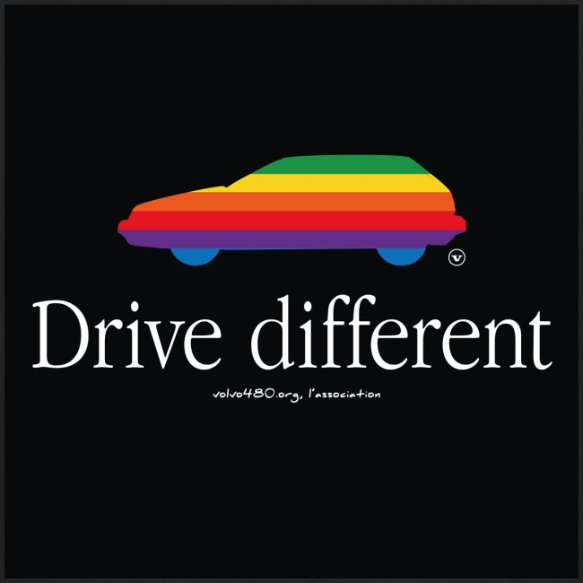Drive different