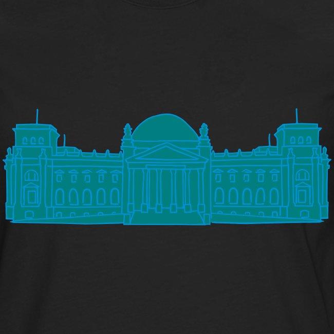 Reichstagsgebäude Berlin 2