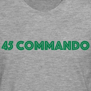 45 Commando 2 - Men's Premium Longsleeve Shirt