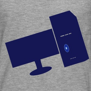 computers - Men's Premium Longsleeve Shirt