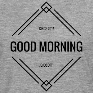 GOOD MORNING - Men's Premium Longsleeve Shirt