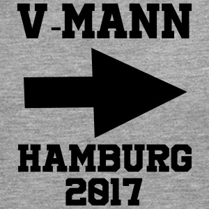 V-Man Hamburg 2017 - Men's Premium Longsleeve Shirt