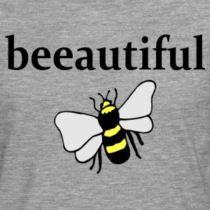 ++ ++ Beeautiful - T-shirt manches longues Premium Homme