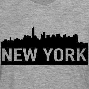 NEW YORK - Men's Premium Longsleeve Shirt