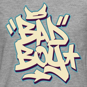 BAD BOY GRAFFITI - Premium langermet T-skjorte for menn