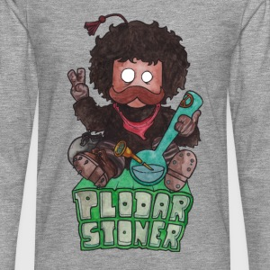 Plodar stoner colored - Men's Premium Longsleeve Shirt