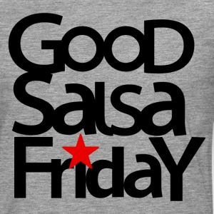 Good Salsa Friday - star. Dance Shirts - Men's Premium Longsleeve Shirt