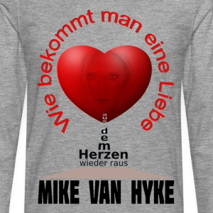 MIKE VAN HYKE - Men's Premium Longsleeve Shirt