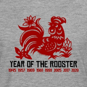 Years of The Rooster - Men's Premium Longsleeve Shirt