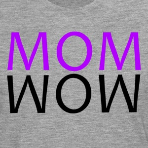 ++ ++ MOM WOW - T-shirt manches longues Premium Homme