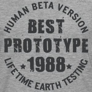 1988 - The year of birth of legendary prototypes - Men's Premium Longsleeve Shirt
