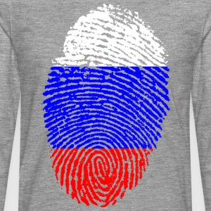 RUSSLAND 4 EVER COLLECTION - Premium langermet T-skjorte for menn