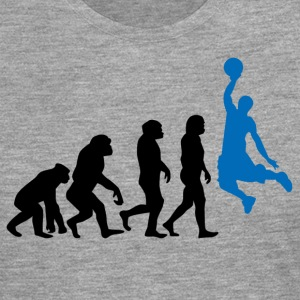 ++Basketball Slam Dunk Evolution++ - Männer Premium Langarmshirt