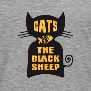 CATS - The Black Sheep - T-shirt manches longues Premium Homme