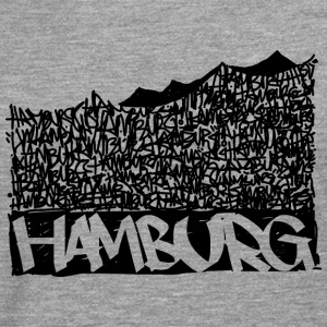 Hamburg Music Hall - Black - Men's Premium Longsleeve Shirt