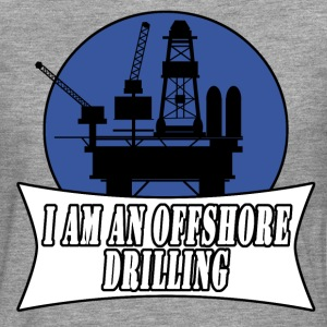 drilling rig - Men's Premium Longsleeve Shirt