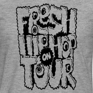 Fresh Hip Hop On Tour - Men's Premium Longsleeve Shirt
