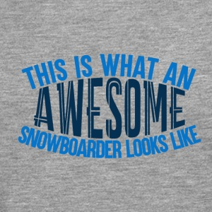 Awesome Boarder - Boarder Power - Männer Premium Langarmshirt