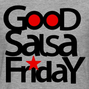 Good Salsa Friday RED - DanceShirts - Men's Premium Longsleeve Shirt