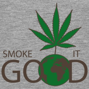 Smoke It Good - T-shirt manches longues Premium Homme