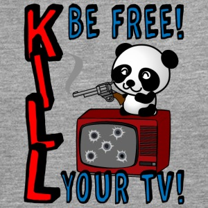 Kill your TV - Men's Premium Longsleeve Shirt