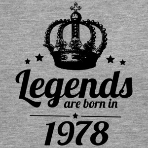 Legends 1978 - Men's Premium Longsleeve Shirt