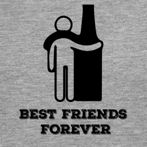 Beer / Best Friends: Best Friends Forever - Men's Premium Longsleeve Shirt