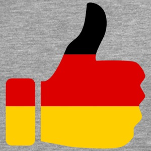 GERMANY MY COUNTRY COLLECTION - Männer Premium Langarmshirt
