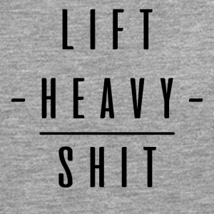 LIFT HEAVY SHIT - Men's Premium Longsleeve Shirt
