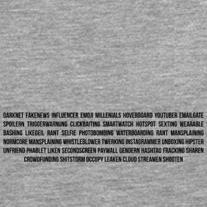 Anglicisms and Jugensprache - Denglish - Men's Premium Longsleeve Shirt