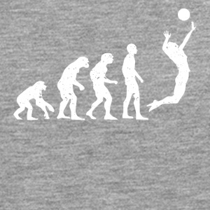 VOLLEYBALL EVOLUTION! - Premium langermet T-skjorte for menn
